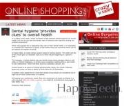 Dental hygiene in online shopping blog
