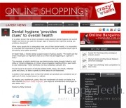 Dental hygiene in online shopping blog