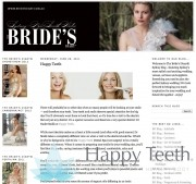 The Bride's Diary Article