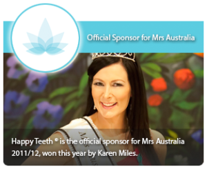 Karen Miles wins Mrs Australia competition